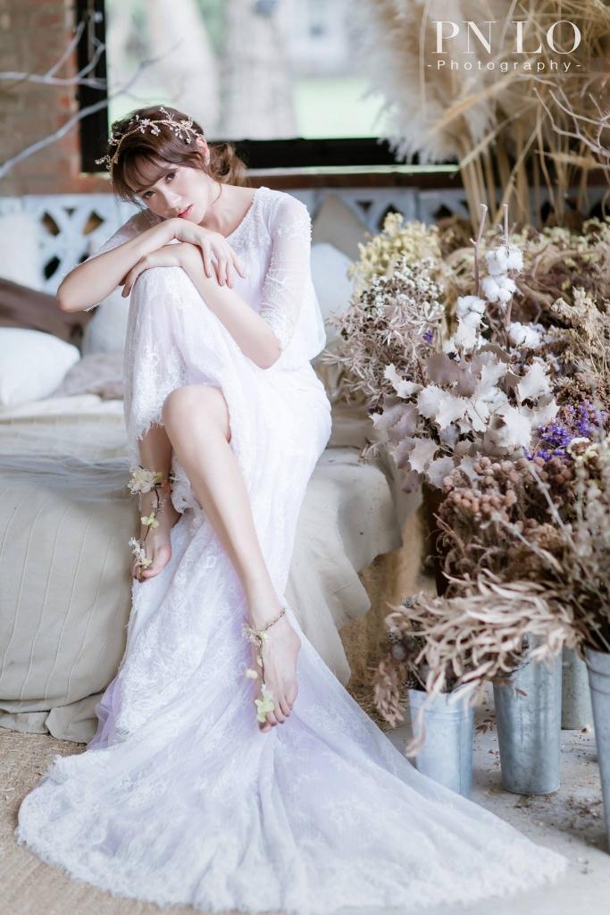 冉冉-台中美式婚紗-清新風格