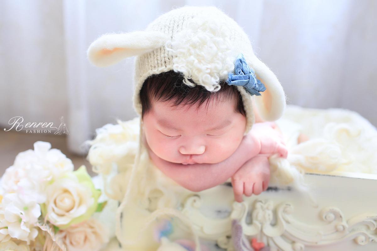 RenRen-新生兒寫真-慕朵影像攝影棚-5