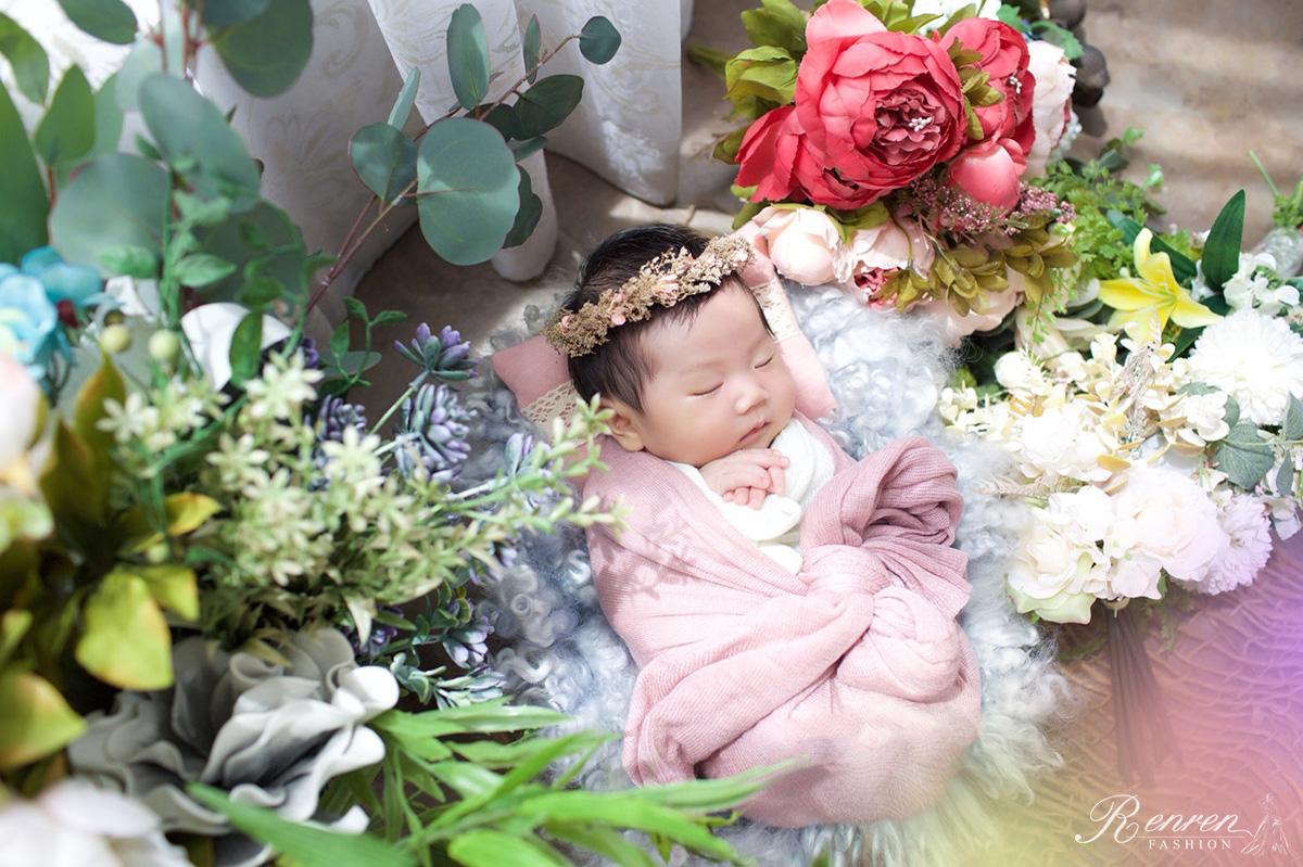 RenRen-新生兒寫真-慕朵影像攝影棚-1