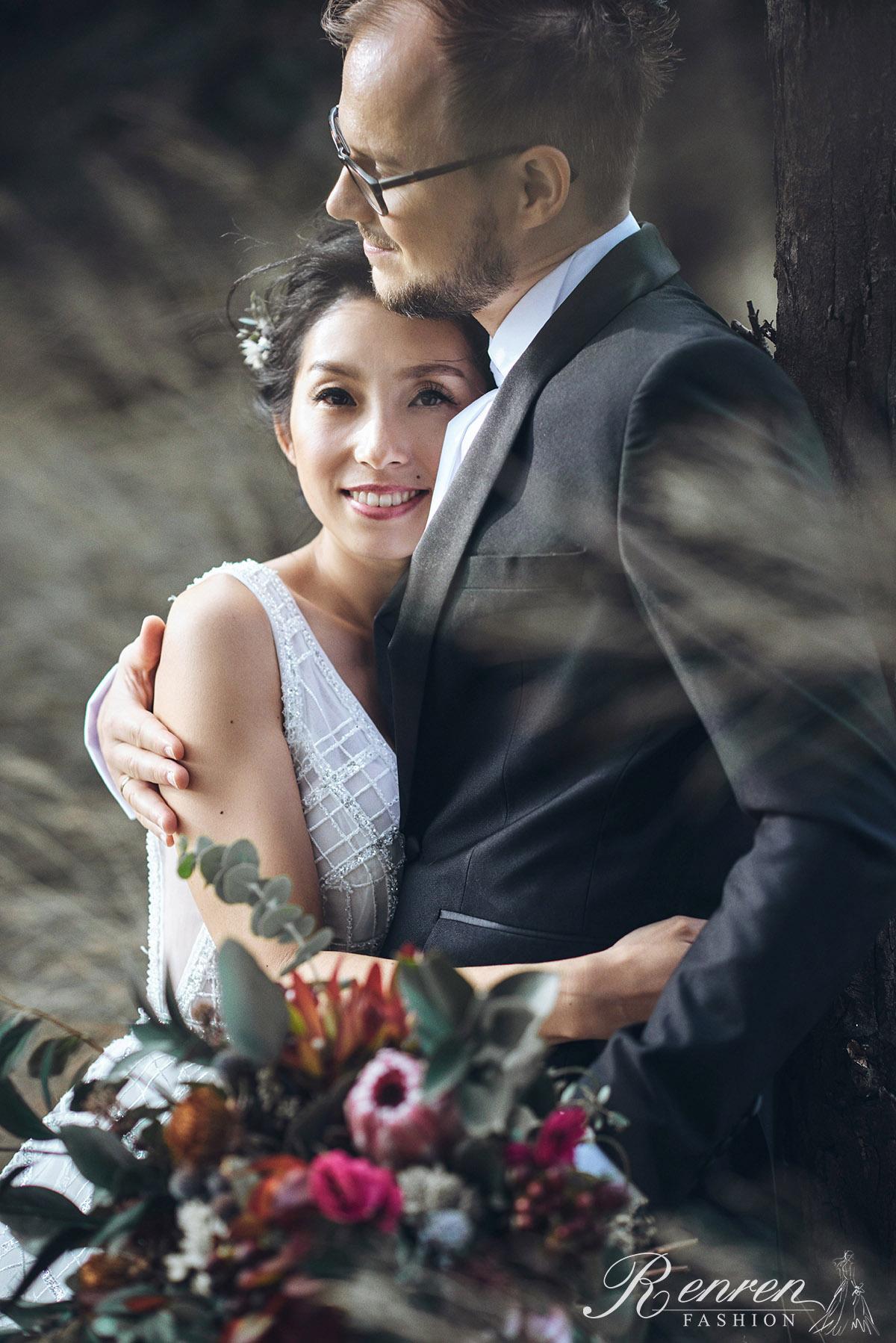 RenRenBridal-冉冉婚紗-MUNDO慕朵影像-StylistMei-美式婚紗-彰濱-台中