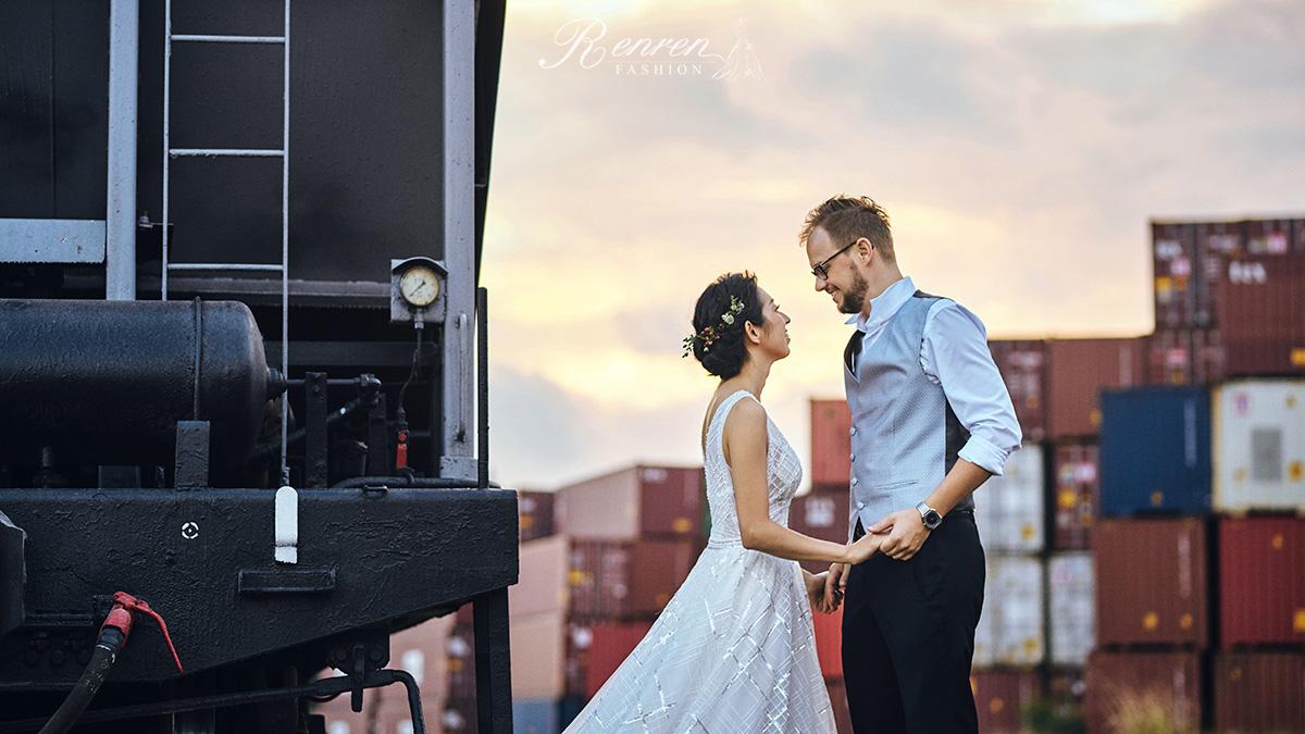 RenRenBridal-冉冉婚紗-MUNDO慕朵影像-StylistMei-美式婚紗-台中