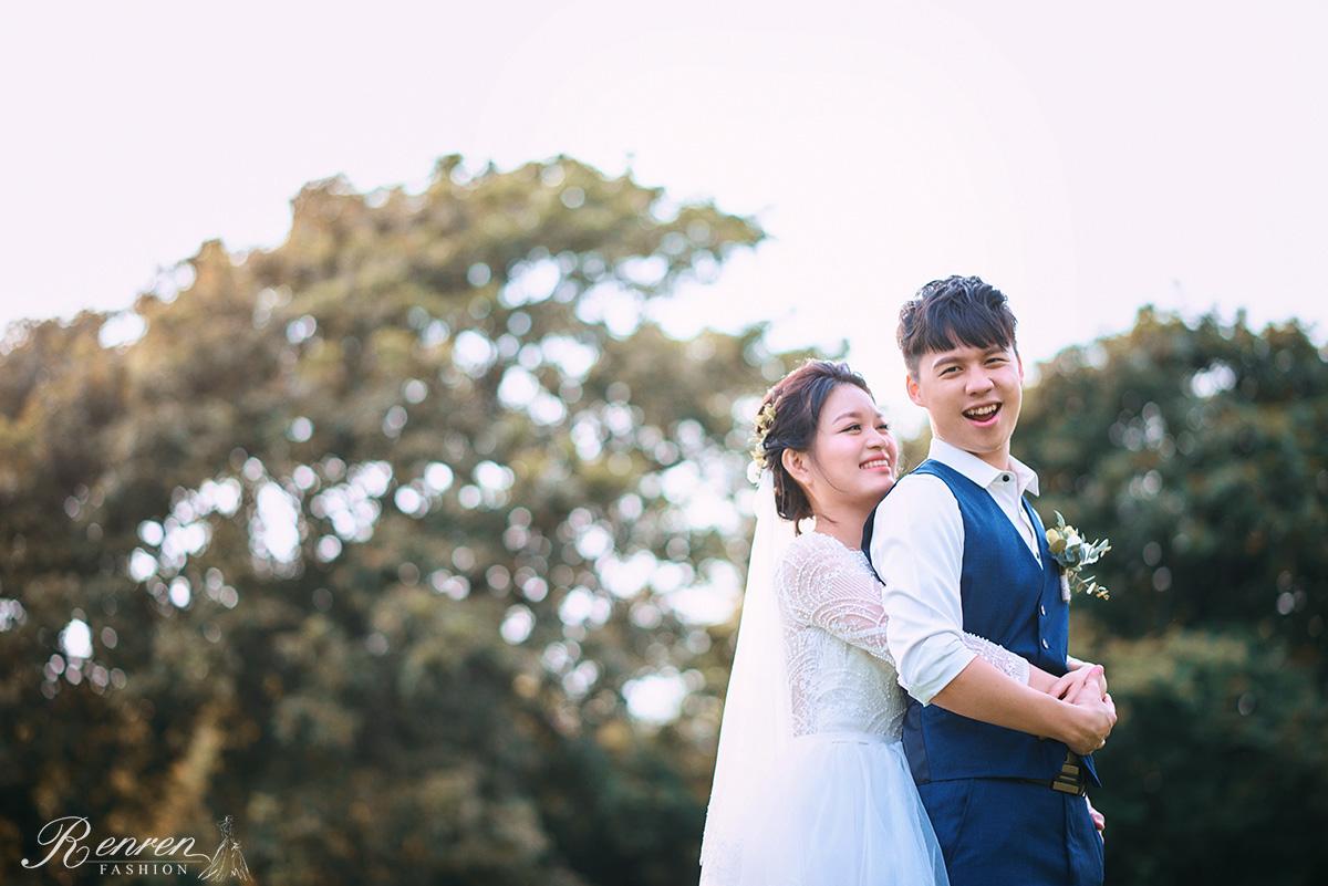 RenRen-台中冉冉婚紗-美式清新-婚紗-9