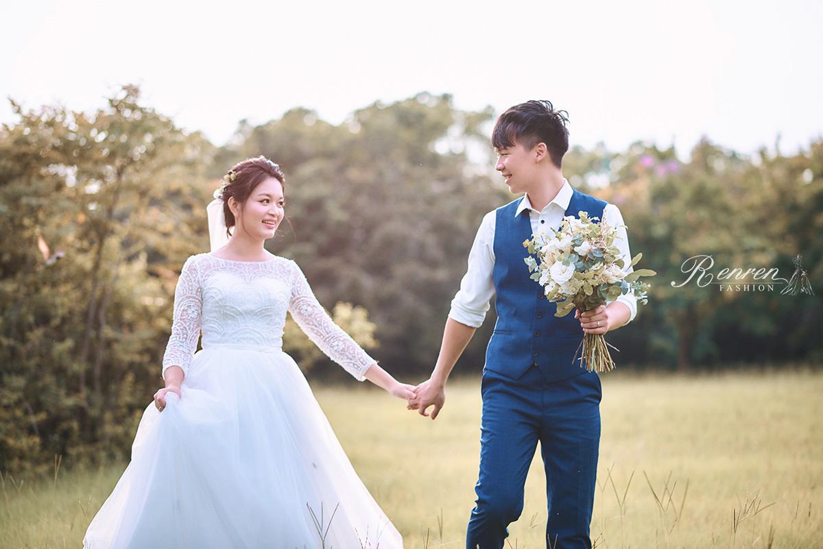 RenRen-台中冉冉婚紗-美式清新-婚紗-10