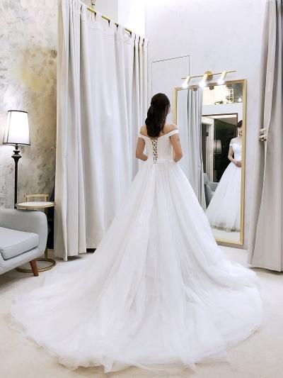 RenRen-Bride-Wedding-Dress-冉冉白紗