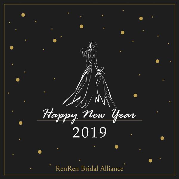2019-HappyNewYear-RenRenBridal
