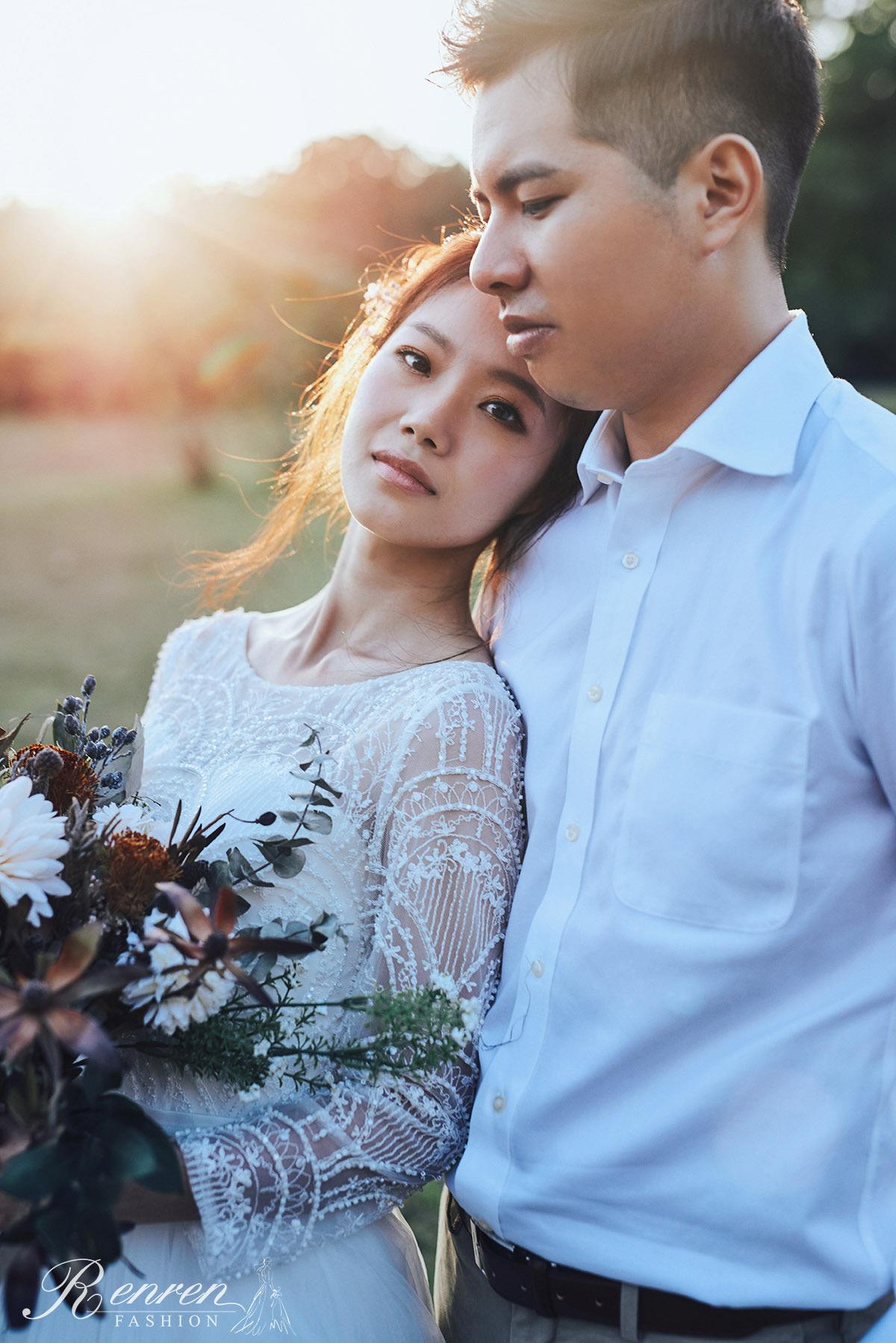 草地 婚紗-冉冉婚紗-慕朵影像-魏沐-婚紗攝影-台中-14