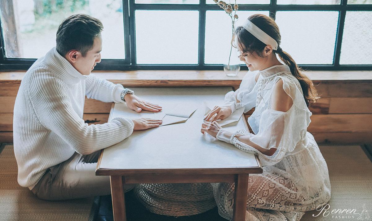 慕朵-魏沐-紀實婚紗-台中日式建築-戶方-老屋-冉冉婚紗