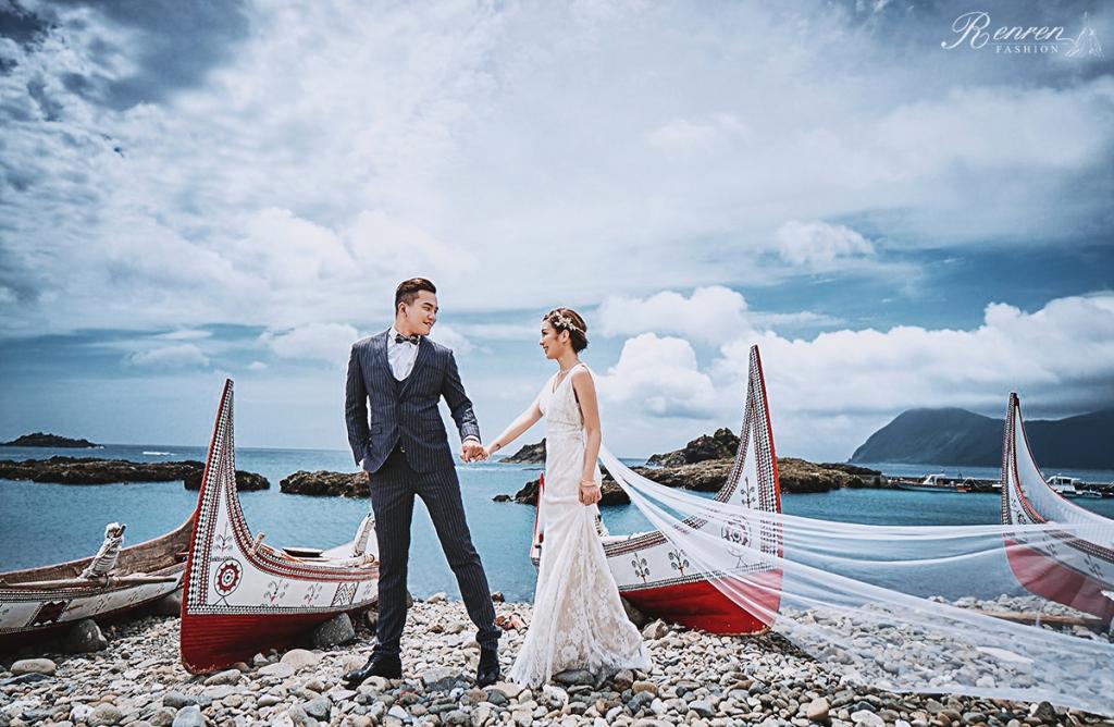 RenRen-冉冉婚紗-Sony-新娘物語雜誌-用愛看見台灣-蘭嶼拍婚紗
