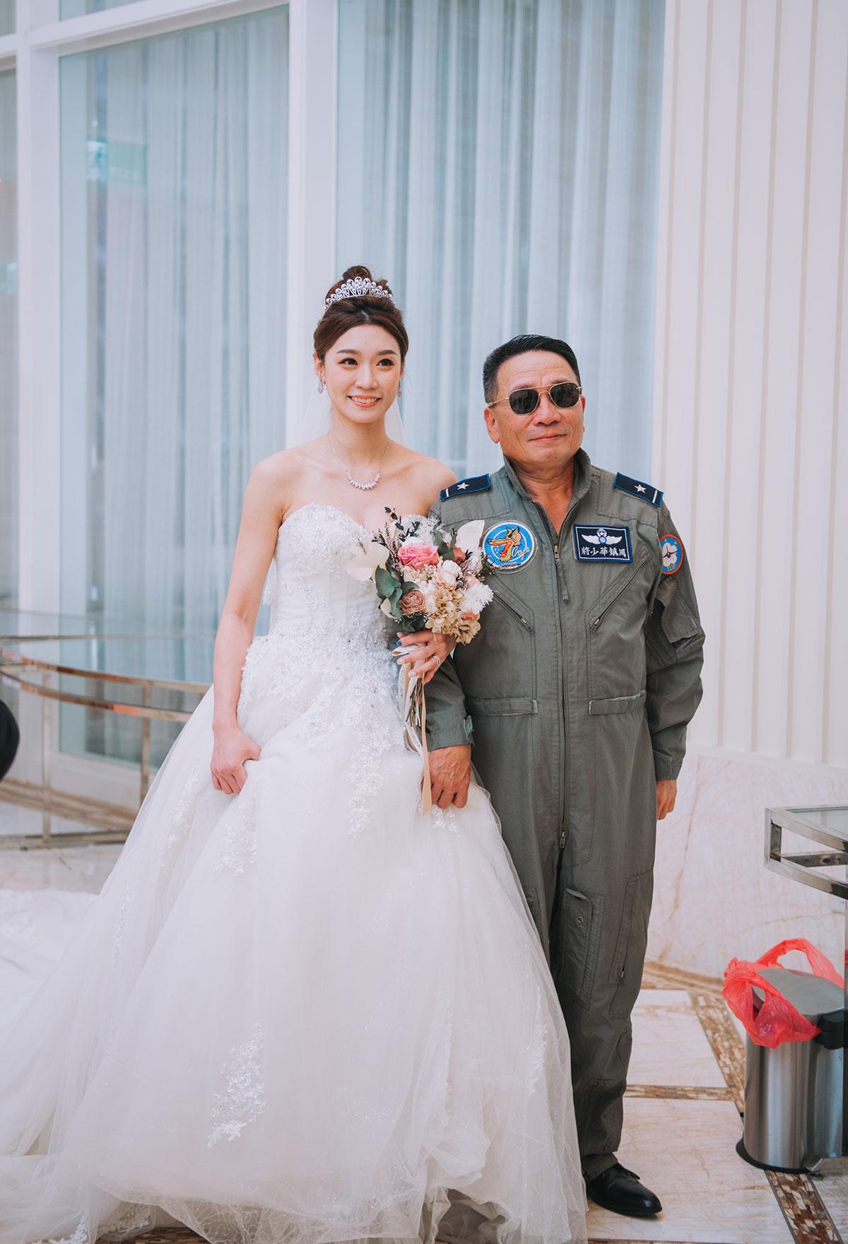 台中林酒店 婚禮-冉冉婚紗-進場