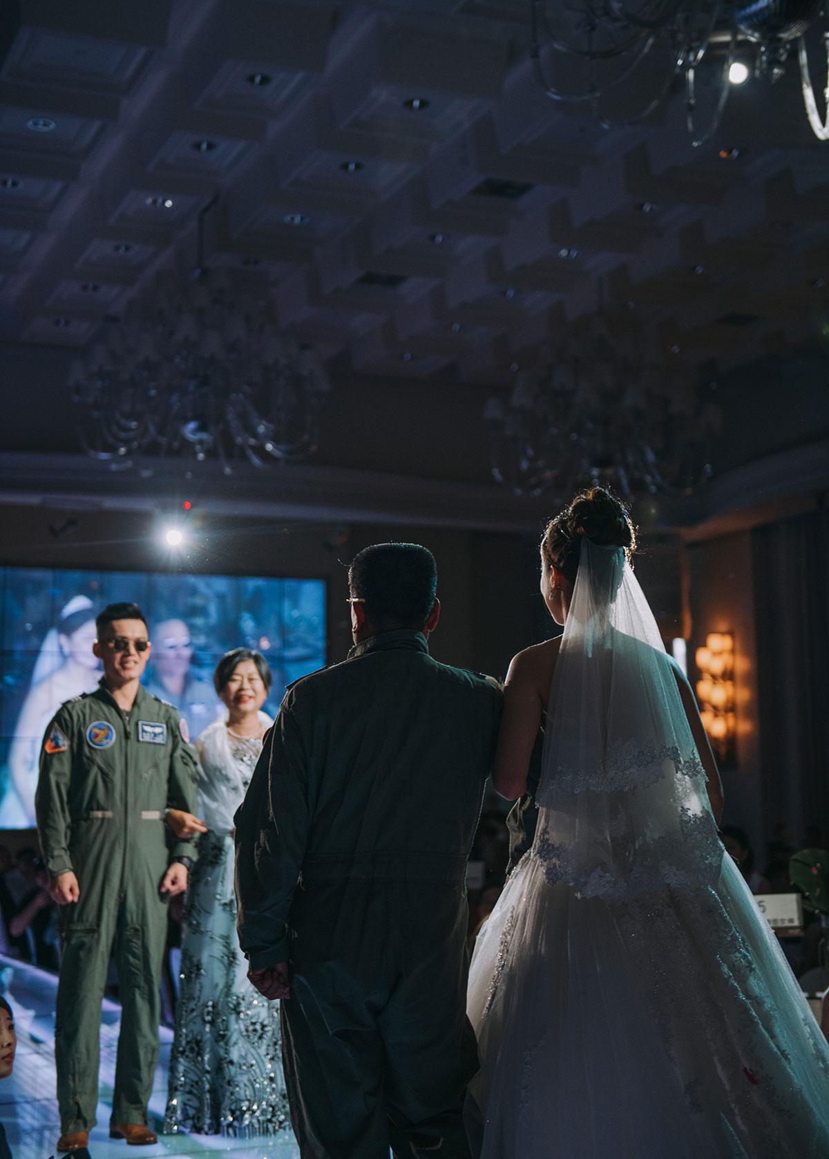 台中林酒店 婚禮 - 婚禮 白紗