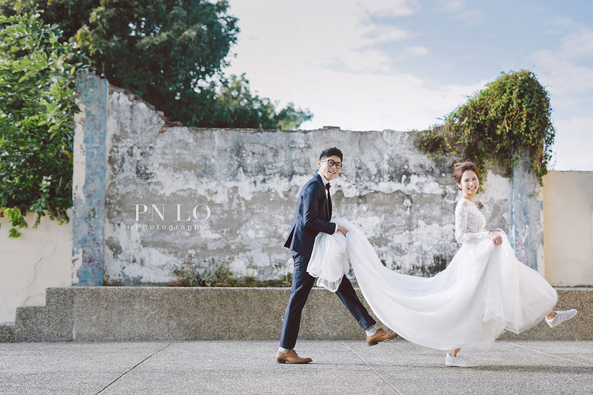 台中-清新-婚紗-冉冉婚紗-互動-婚紗照-1