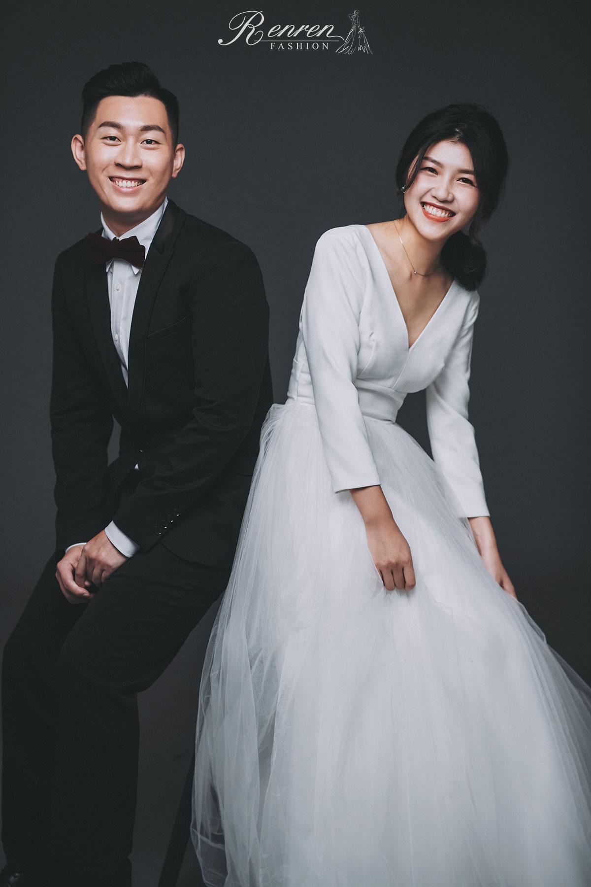 婚紗 美式自然 - 台中-冉冉婚紗-慕朵影像