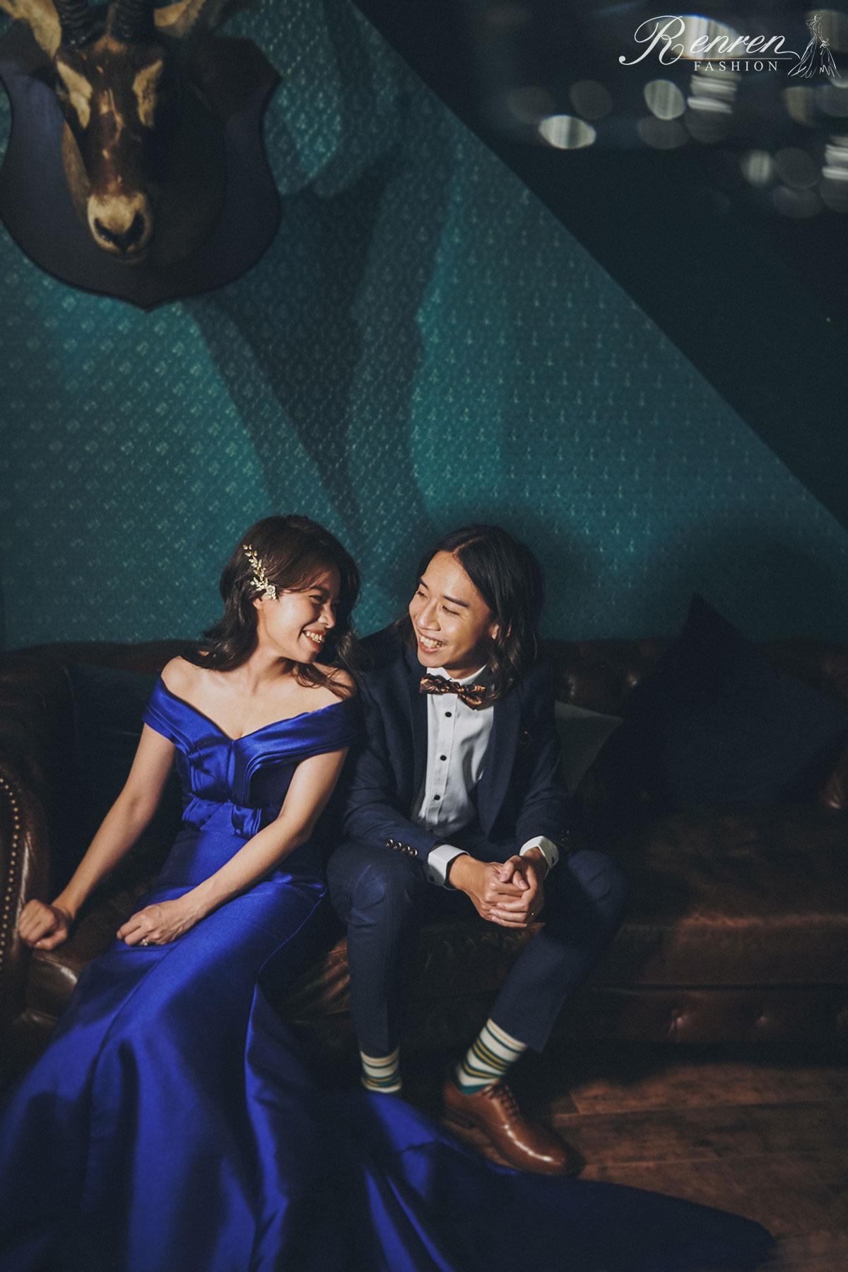 台中婚紗 旅拍 - 俐落理髮廳 - 冉冉婚紗