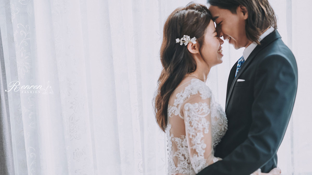 台中婚 - 慕朵影像棚拍 - 冉冉婚紗
