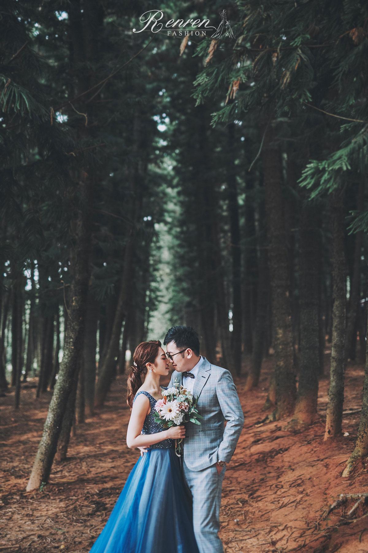 九天森林-台中婚紗-冉冉