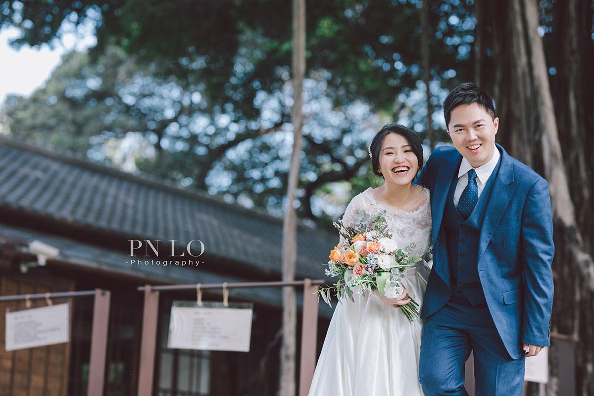 冉冉-婚紗-臺中文學館-都會公園 婚紗