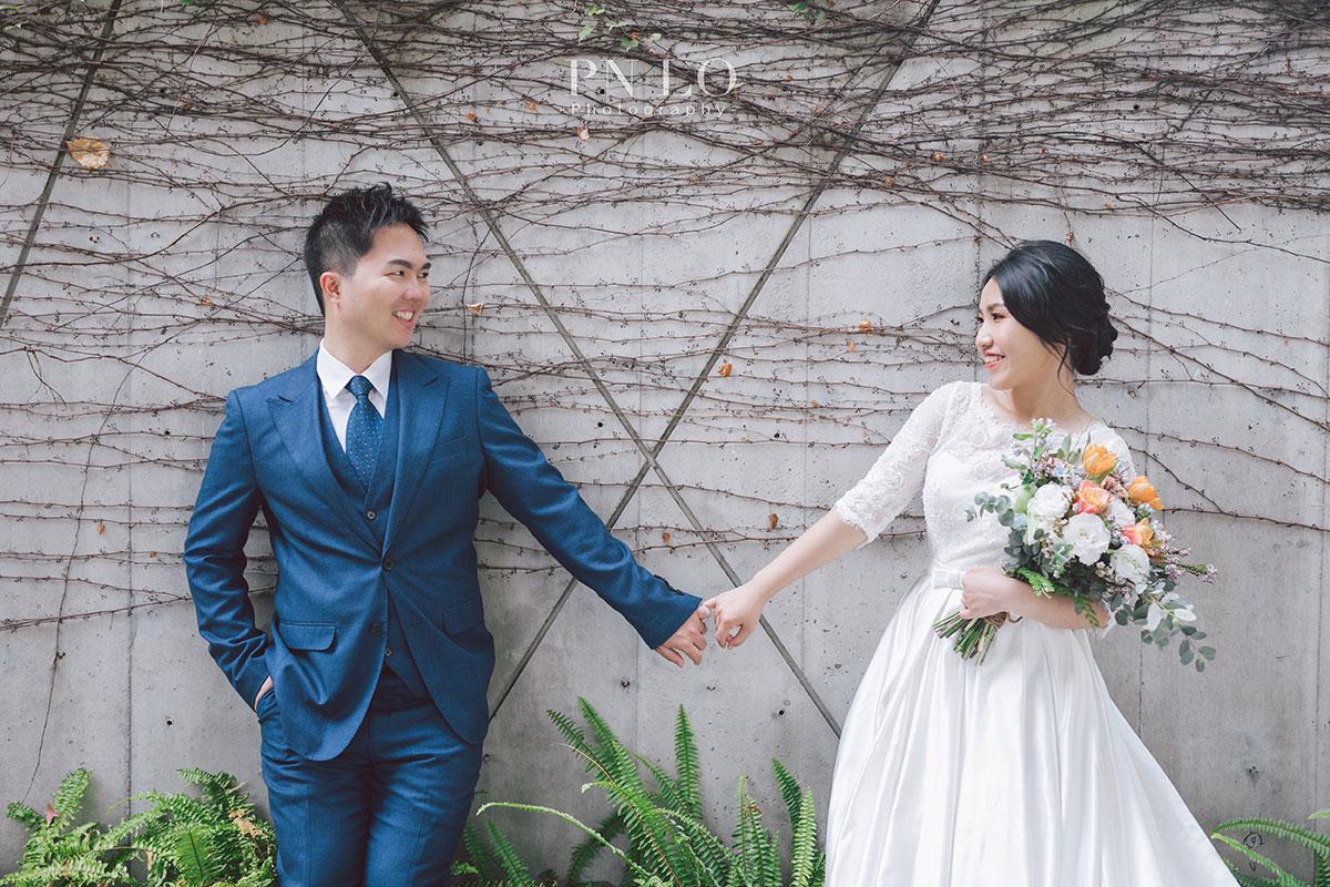 拍婚紗-臺中文學館-都會公園 婚紗-冉冉婚紗
