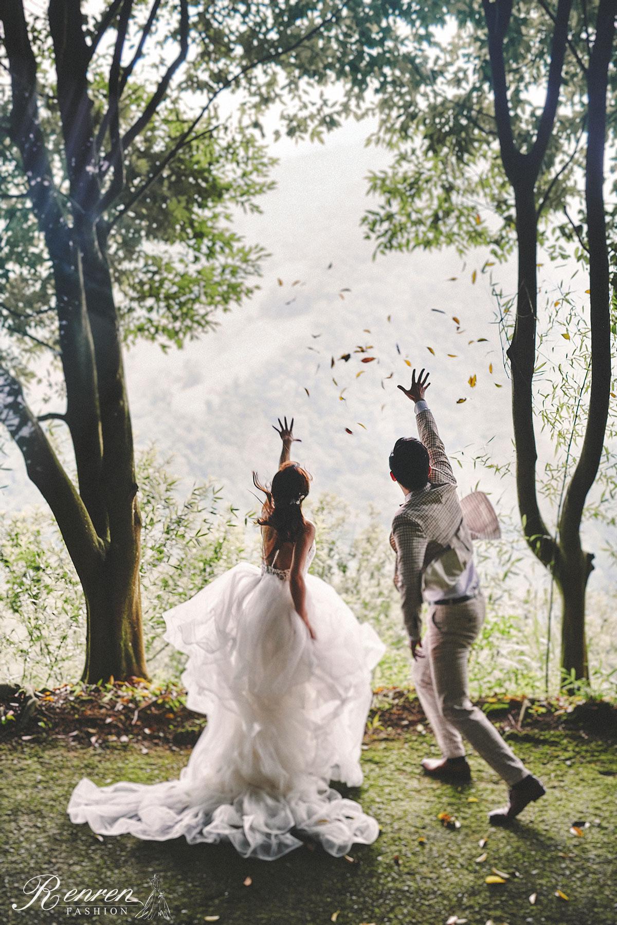 簡約 美式婚紗-冉冉婚紗-台中-婚紗工作室-時光婚紗
