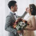 台中拍婚紗-窗光--自然清新-冉冉婚紗