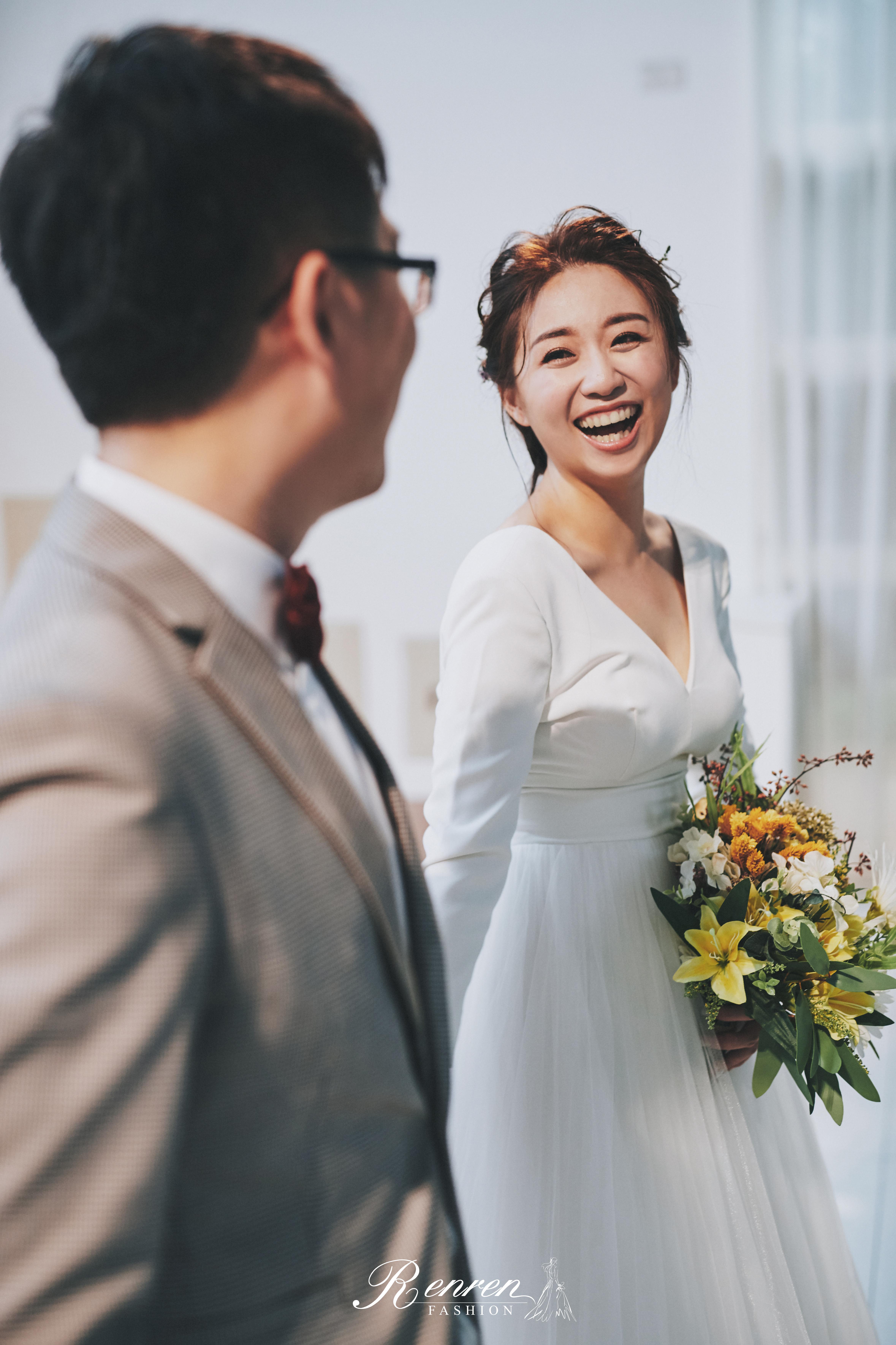 冉冉婚紗-遇見幸福-台中拍婚紗