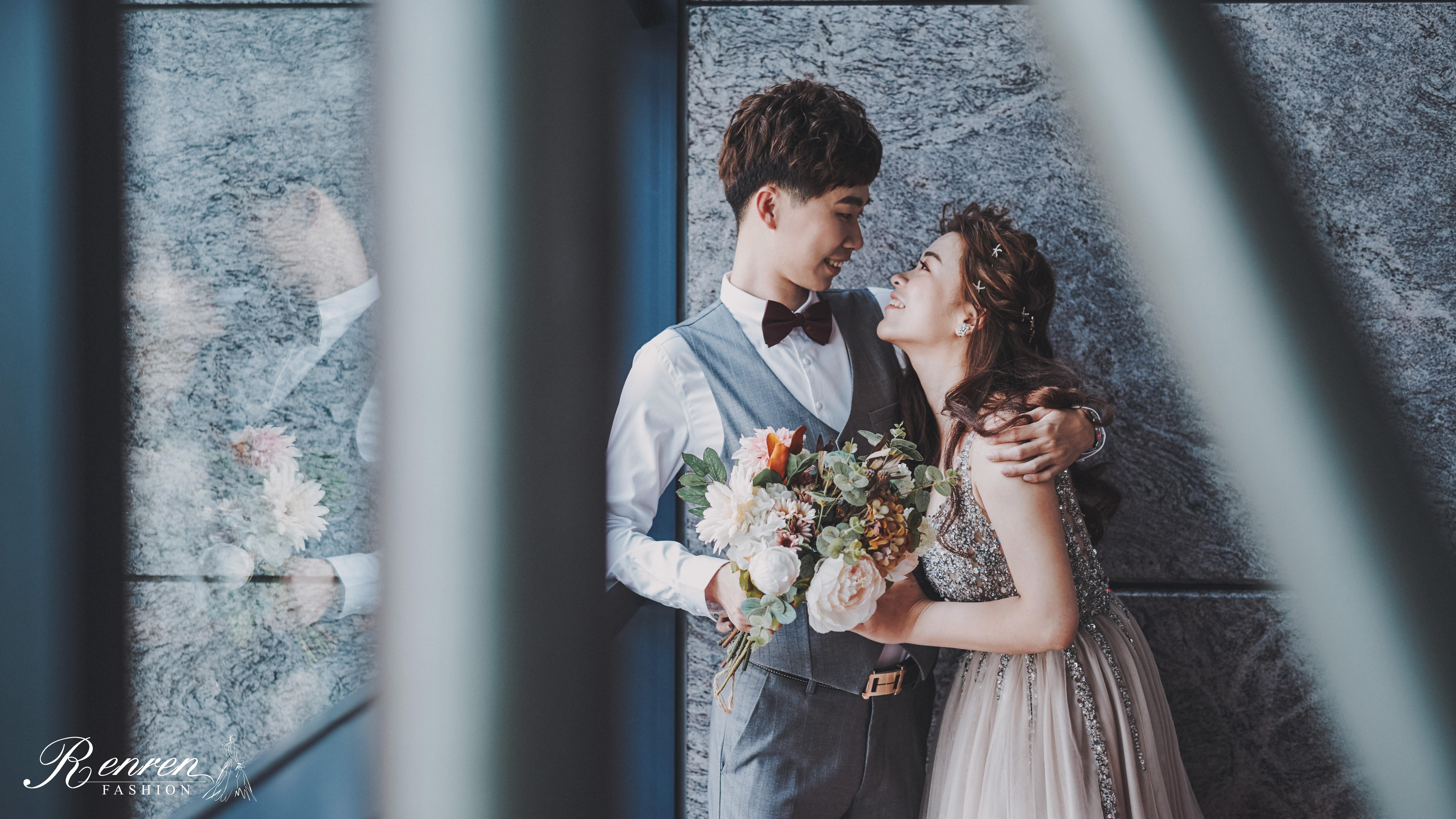 冉冉婚紗-台中高鐵站-台中拍婚紗
