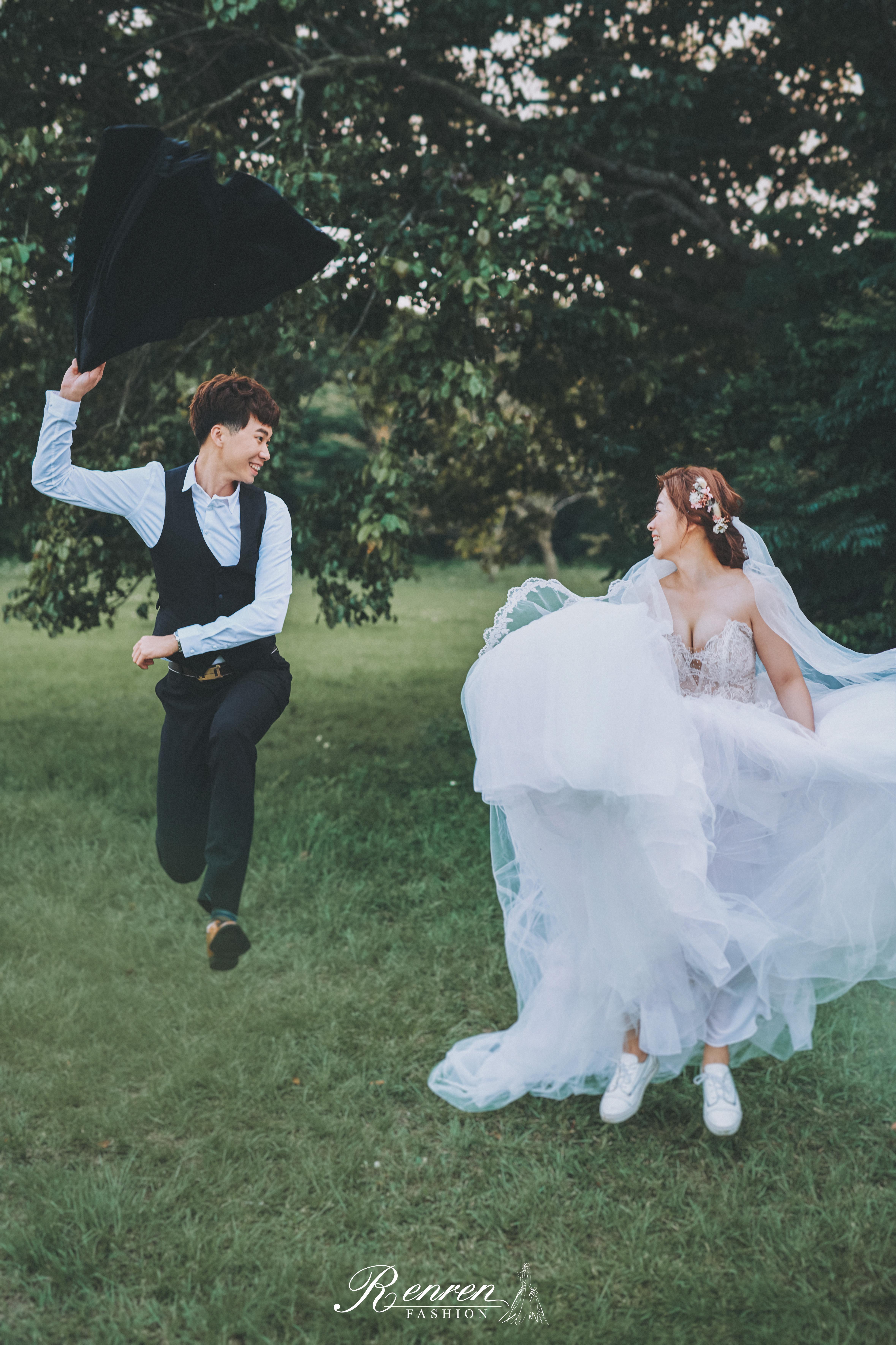 冉冉婚紗-都會公園-台中拍婚紗