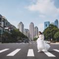 台中婚紗-婚紗街拍-冉冉婚紗
