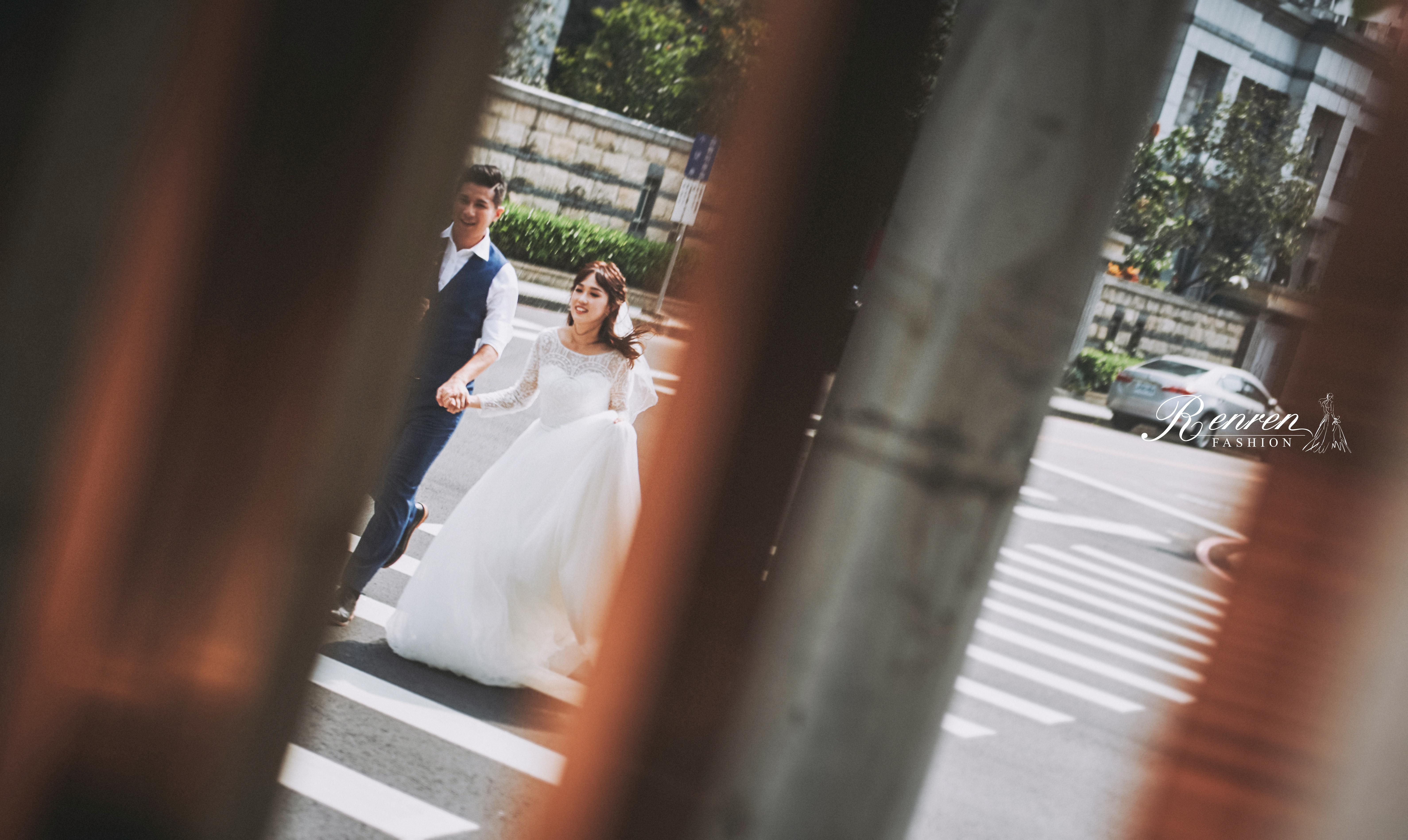 台中婚紗-街拍婚紗-冉冉婚紗
