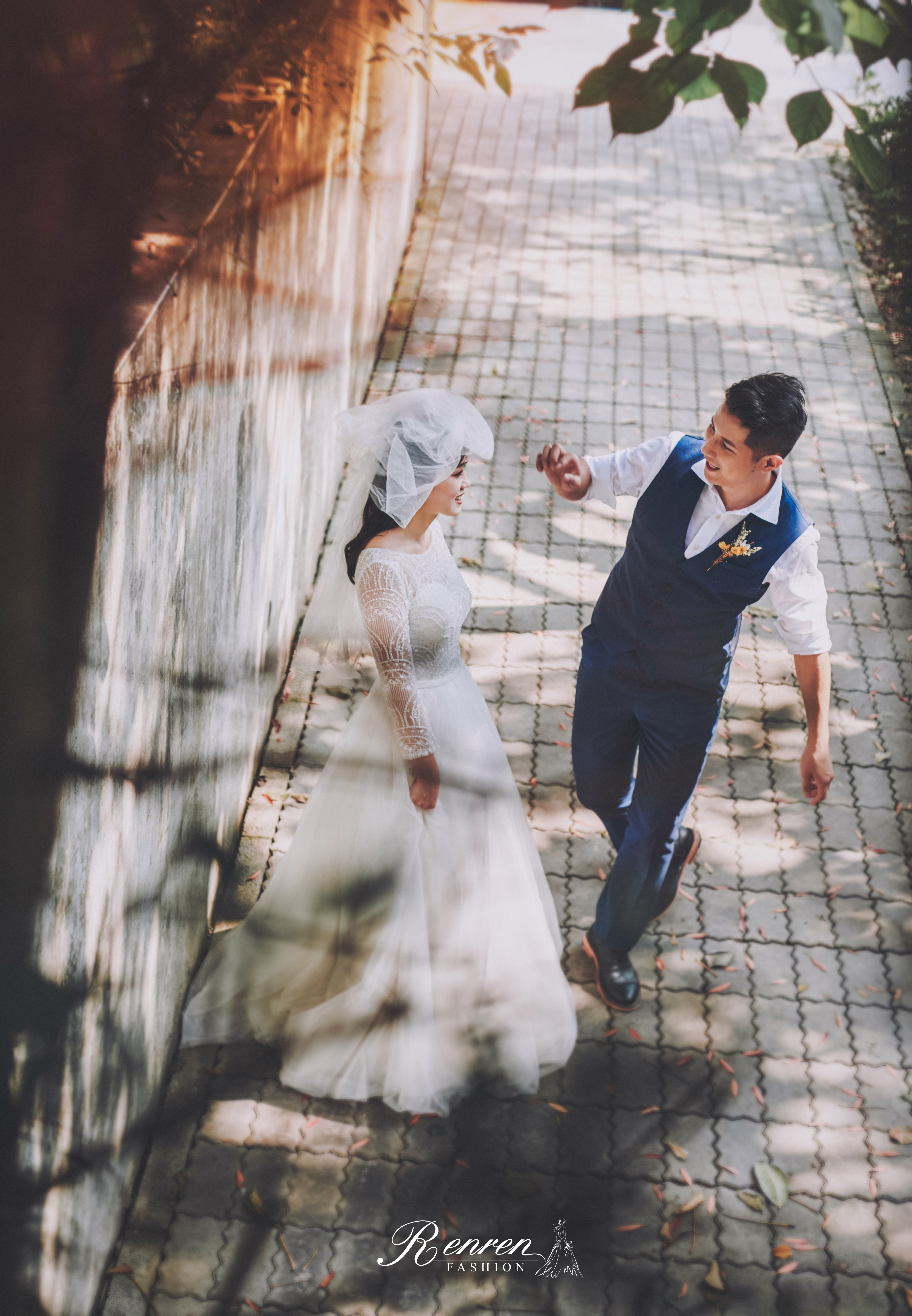 台中婚紗-自然互動-冉冉婚紗