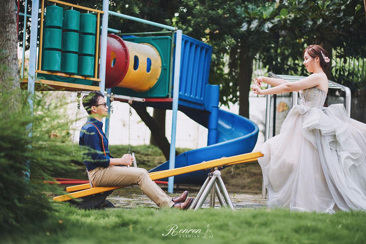 海頓公園別墅-冉冉婚紗