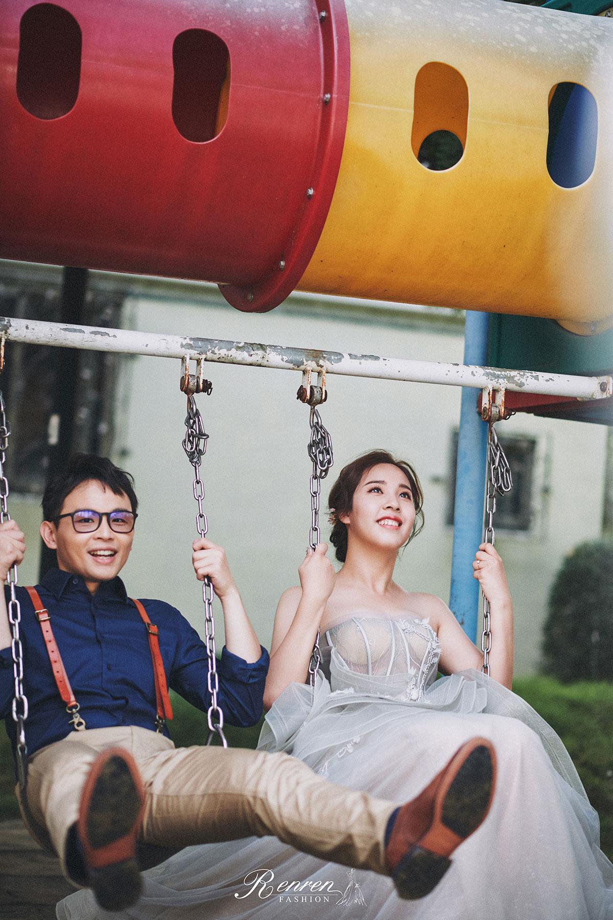 海頓公園別墅-冉冉婚紗-拍婚紗場景