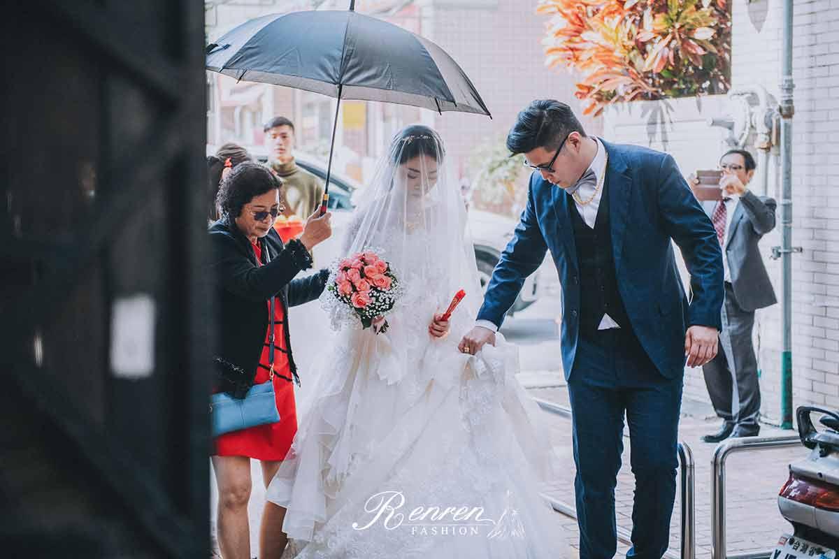 雙儀式-冉冉婚紗