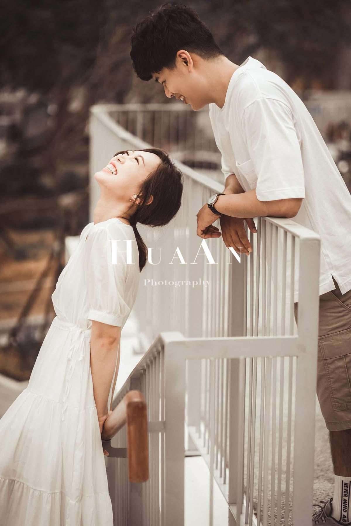 HuaAn photography 台中婚紗 冉冉婚紗 歐美婚紗 美式婚紗