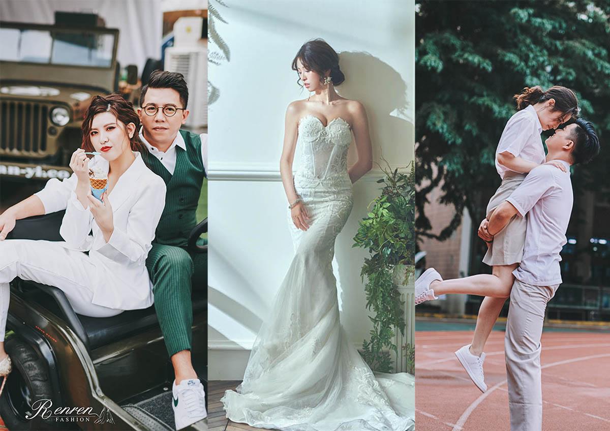 婚紗風格 婚紗風格推薦 婚紗風格有哪些 婚紗照 風格